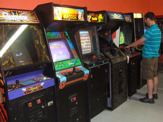 Used Arcade Games Sale : Used arcade games for sale vintage classic coin op